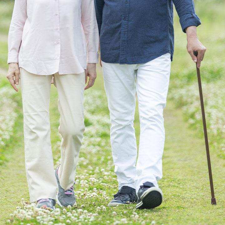 田舎での高齢者の暮らし